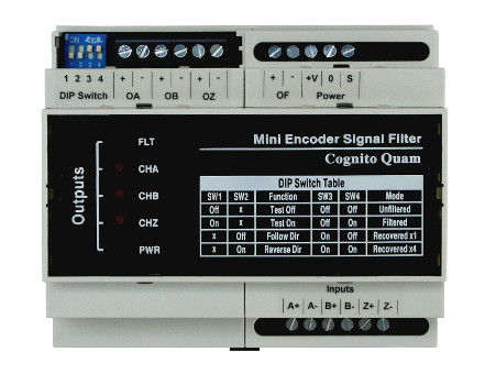 Mini Multimode Encoder Filter
