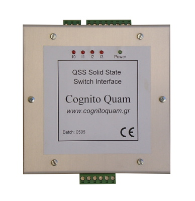 QSS solid state switch interface