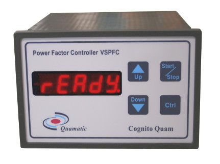 VSPF variable step power factor controller